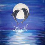 BEACH – dolphins copy