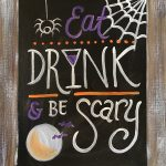 C FALL – FRAME eat-drink-be-scary