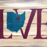 C SIGNS – RUSTIC LOVE OHIO