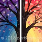 c COUPLES – color tree copy