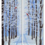 c couples TREES – winter walk w cardinals copy 2 copy