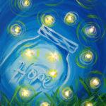 FIREFLIES WITH LIGHTS - JULY 23 - 6:30PM - MACS CABANA, AKRON