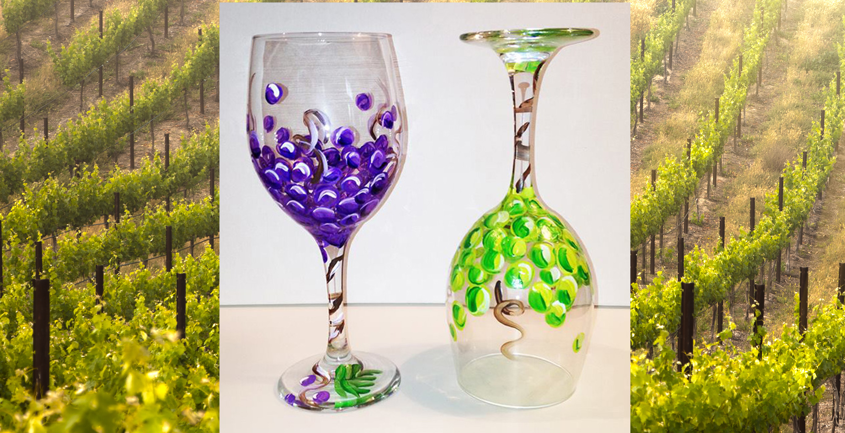 PAIR OF WINE GLASSES - MAY 6 - 6:30PM - REGENCY WINE BAR