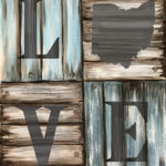 LOVE OHIO PALLET LOOK CANVAS - AUG 14 - 6PM - NAUTI VINE WINERY