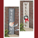 YOUR CHOICE - WELCOME SIGN - OCT 17 - SILVER RUN