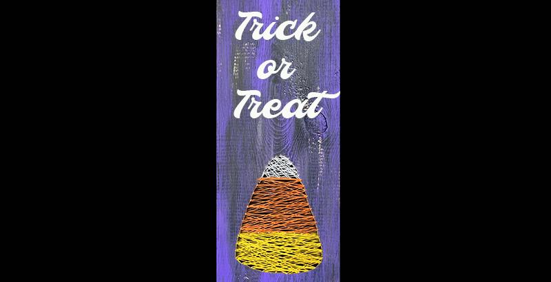TRICK OR TREAT STRING ART - OCT 2 - 6PM - NAUTI VINE WINERY