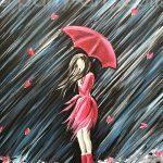 C GIRL IN RAIN