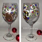 c 2 reindeer glasses