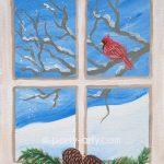 c Winter Cardinal