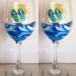 c flip flop wine glass copy 2