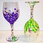 c grape glasses
