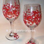 c love wine glasses copy