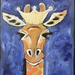 c sassy giraffe