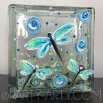 dragonfly glass block copy